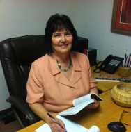 Pamela E. Iron : Executive Director American Indian Resource Center, Inc. and the Institute for Native Justice